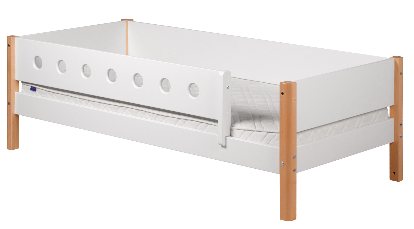 Letto con sponde cassettone per terzo letto con sponde per letto a castello il moderno letto - Sponde letto bambini prenatal ...
