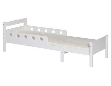 Letto Junior White Estensibile