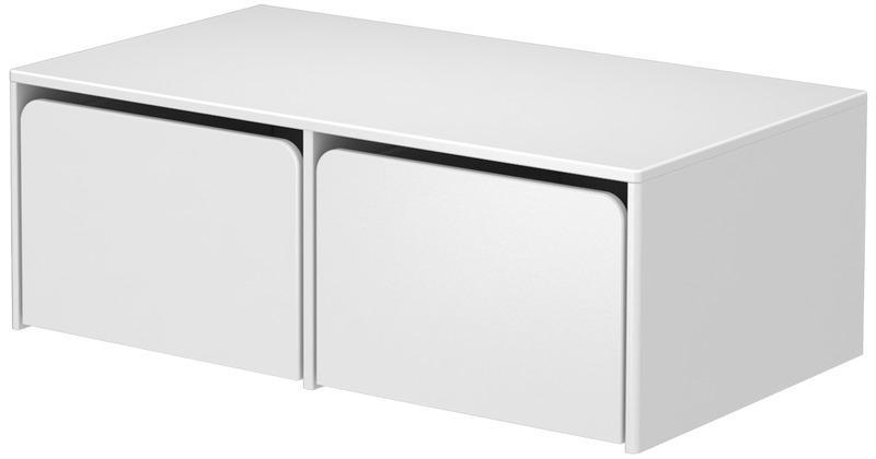 Cassapanca Moderna Design.Flexa Shop Lissone Cassapanca Con 2 Contenitori